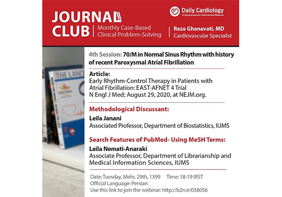 Journal Club 4th Session