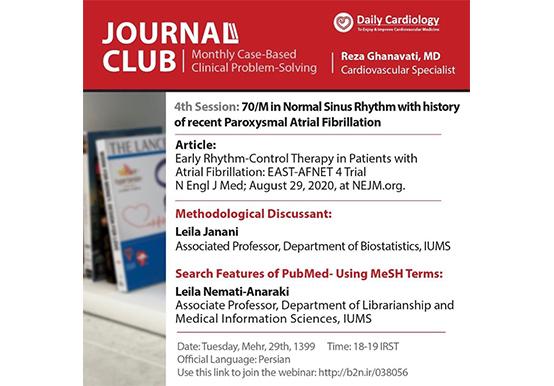 Daily Cardiology Journal Club 4
