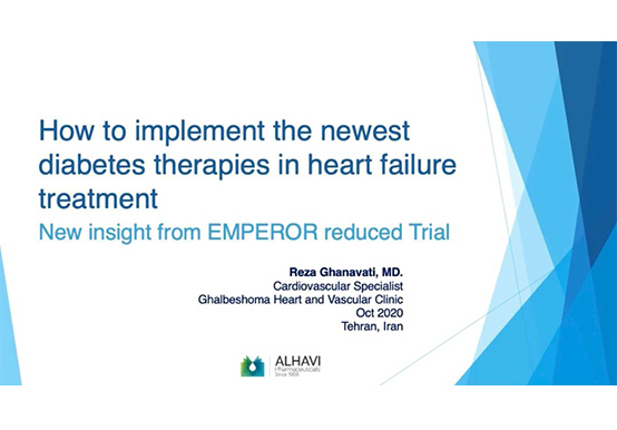 How to Implement the Newest Diabetes Therapies in HF Treatment