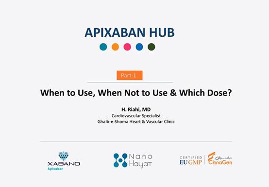 Apixaban Hub (1)