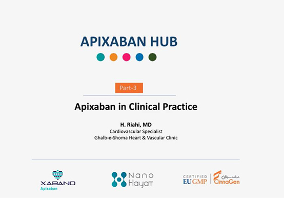 Apixaban in Clinical Practice