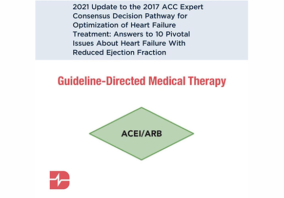 Guideline Directed Medical Therapy in Patients with HF